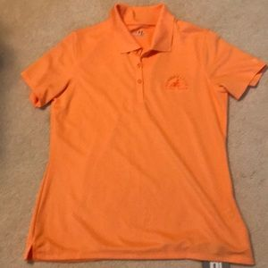 Brand new Under Armour Polo